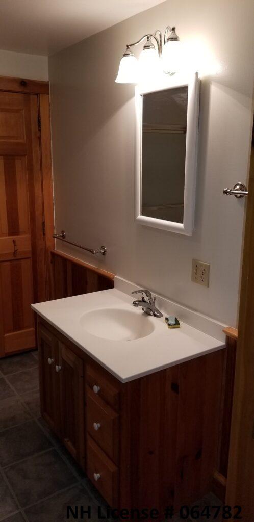 Main Bathroom Vanity